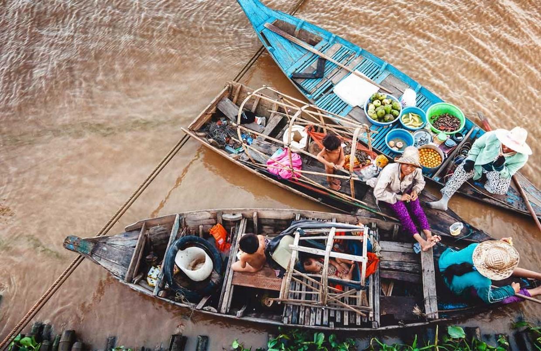 Angkor Bike & Bite - Cambodia Food & Cycling Tour 9