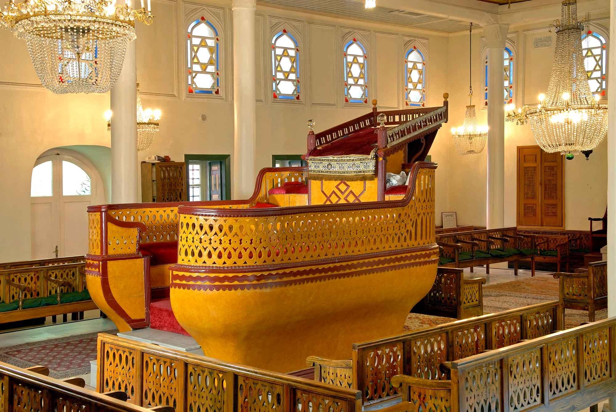 Istanbul Jewish Heritage 1