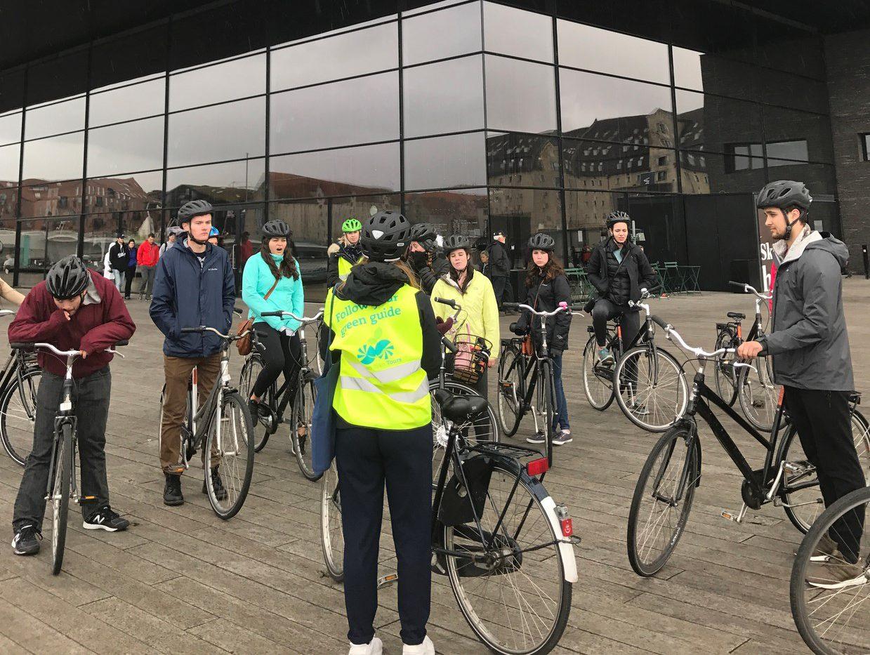 The Sustainable Copenhagen of the Future Private Bike Tour 2