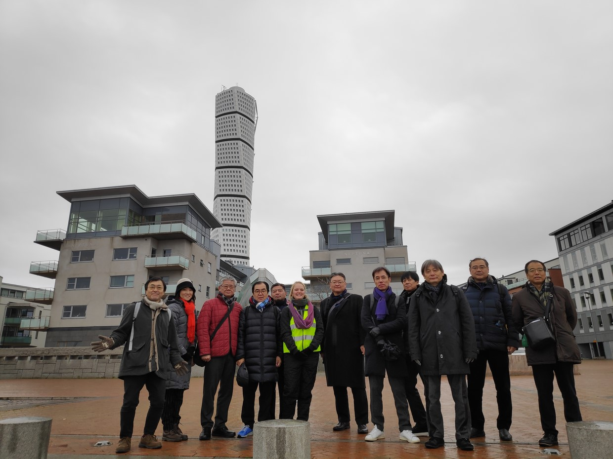 The Sustainable Malmo of the Future Private Walking Tour 2