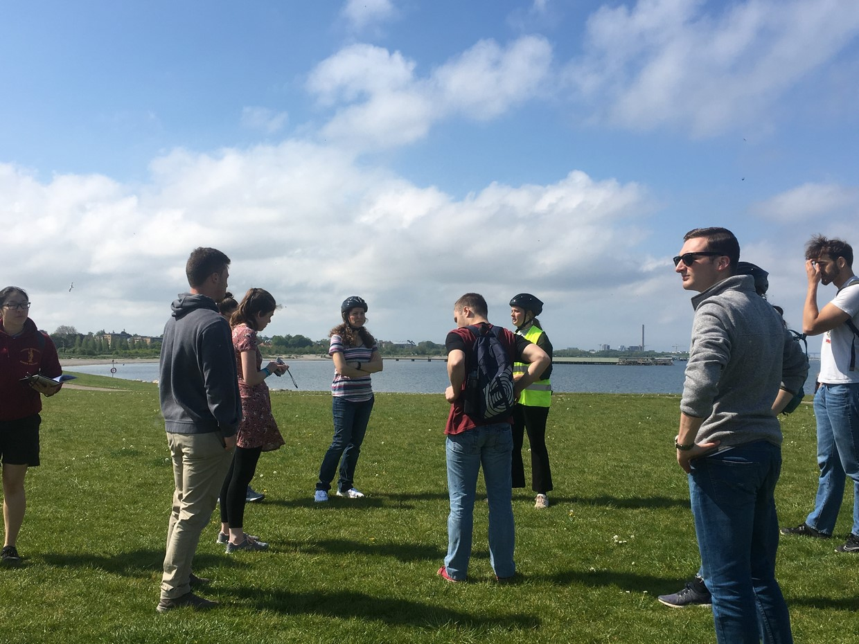 The Sustainable Malmo of the Future Private Walking Tour 5