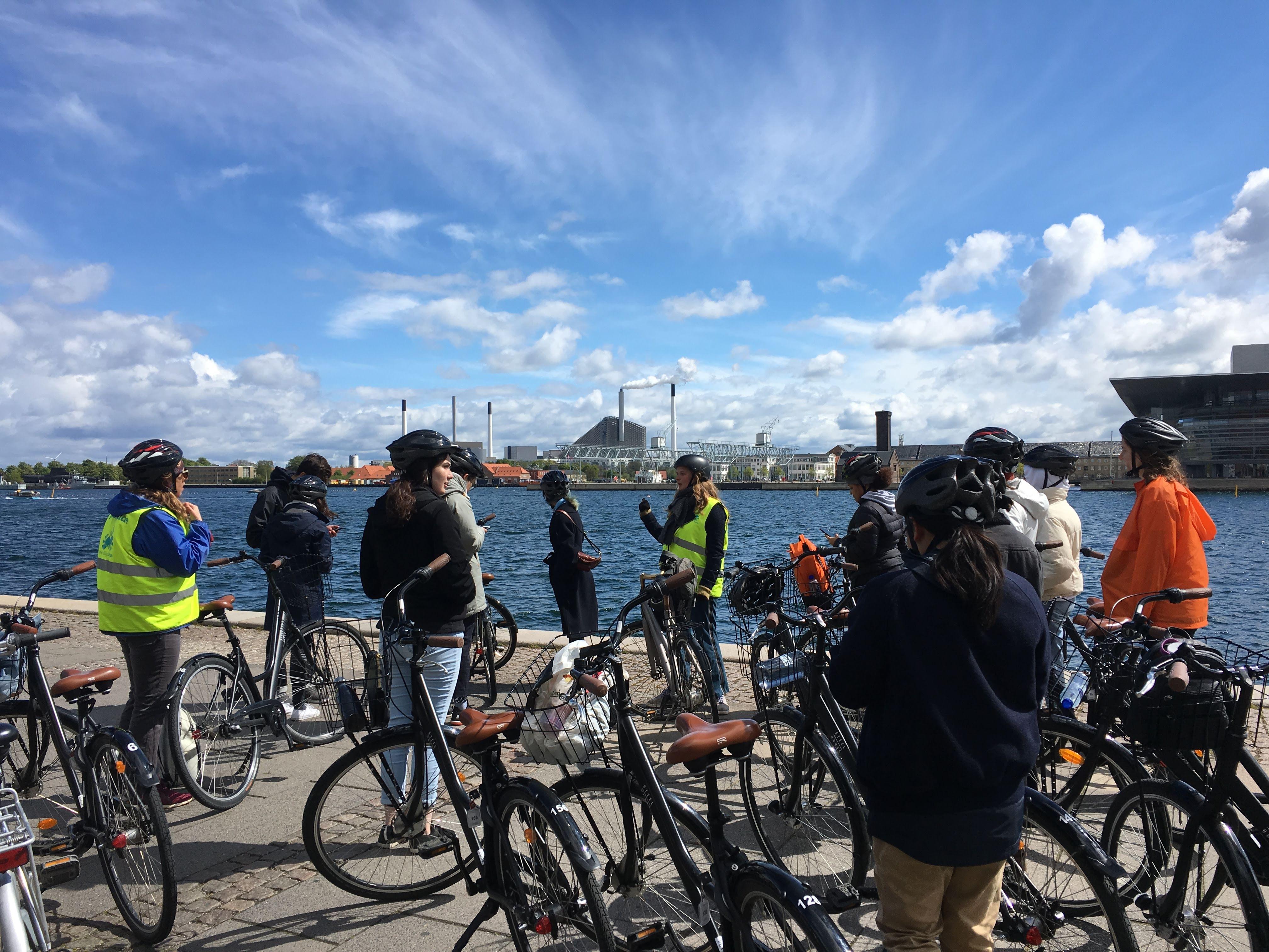 The Sustainable Copenhagen of the Future Biking Tour 1