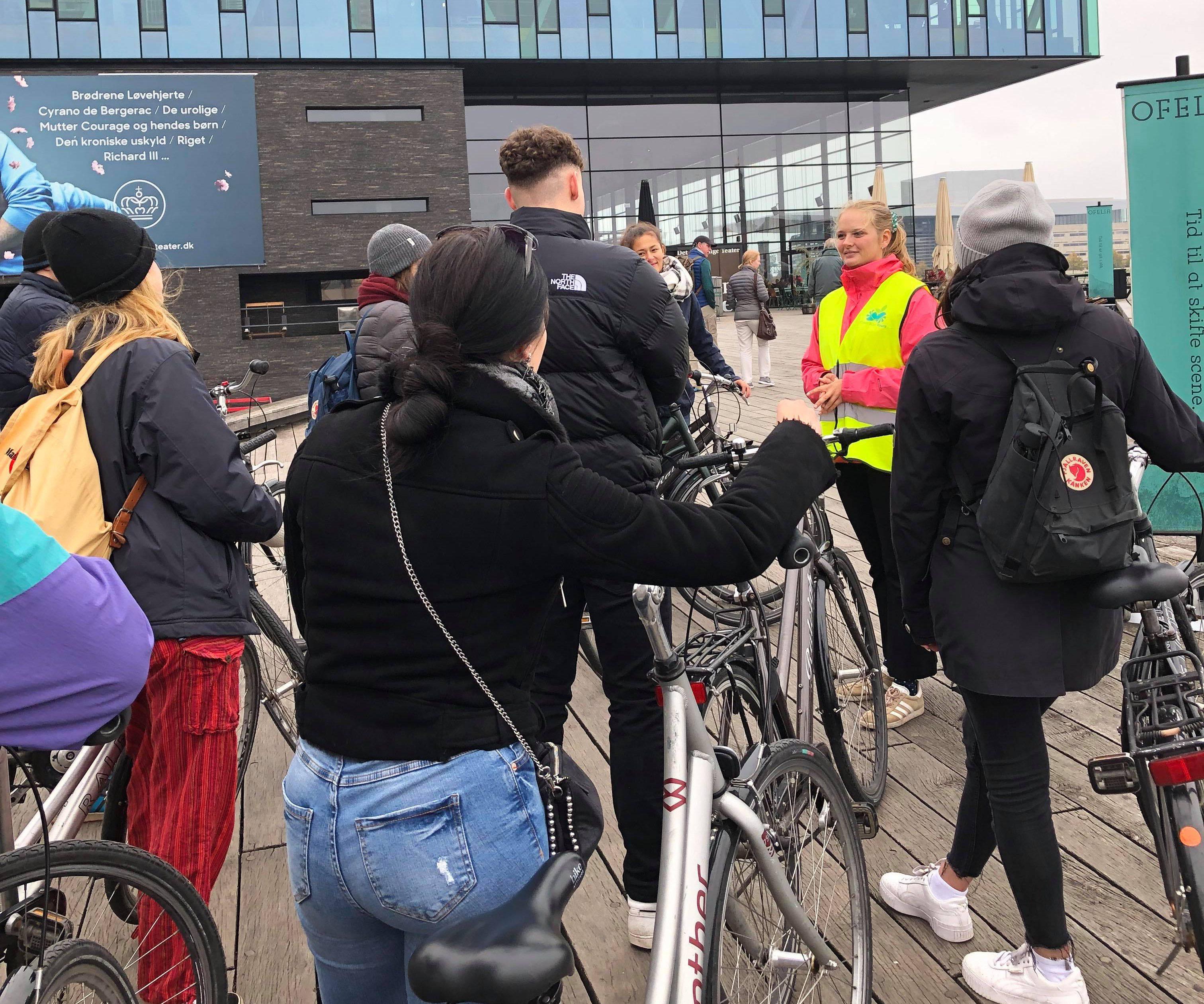 The Sustainable Copenhagen of the Future Biking Tour 3