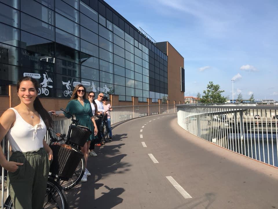 The Sustainable Copenhagen of the Future Biking Tour 4