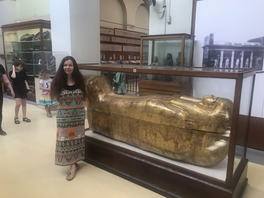 Tour to Pyramids and the Egyptian Museum 5