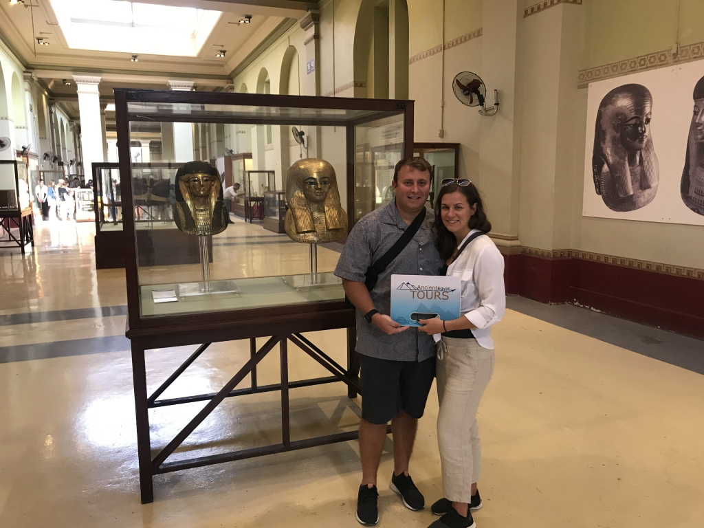 Tour to Pyramids and the Egyptian Museum 2