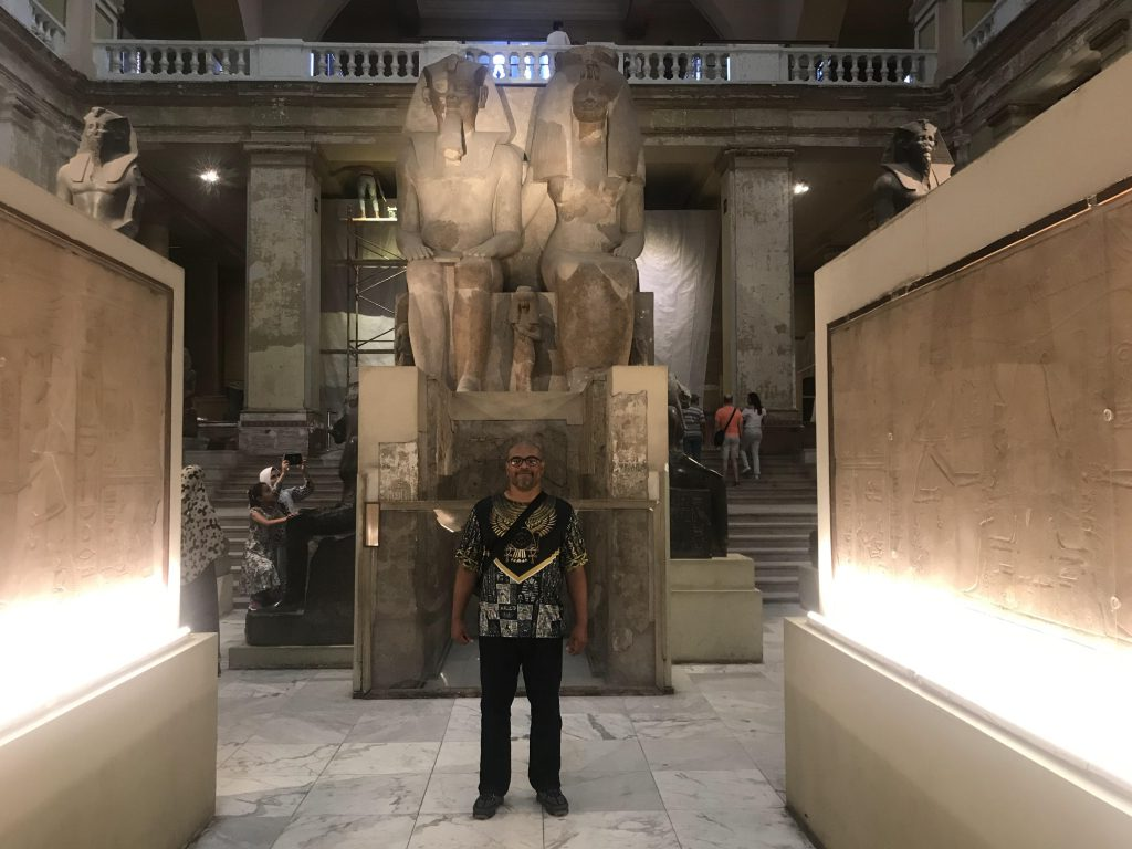 Tour to Pyramids and the Egyptian Museum 1