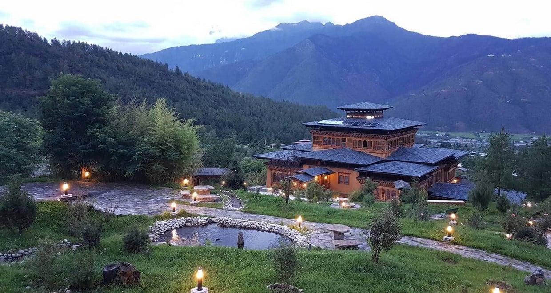 Bhutan Explorer 4-Star Luxury Holidays 1