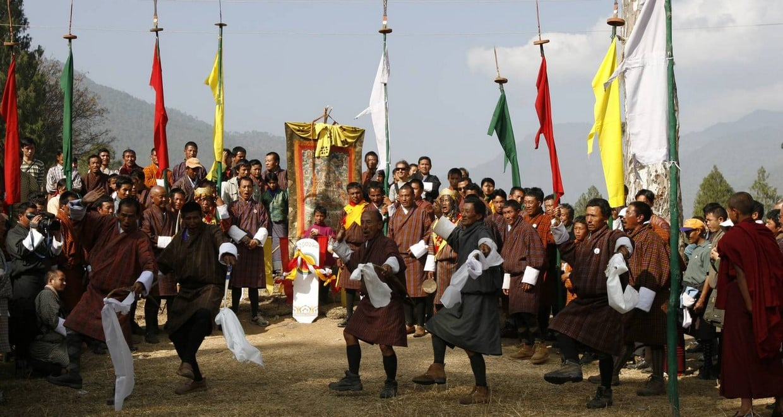 The Magical Kingdom of Bhutan 4