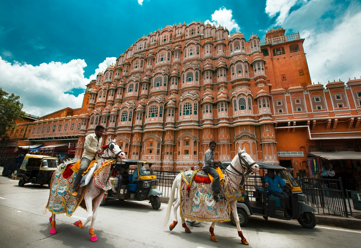 Colors of Rajasthan with Romance of the Desert 4
