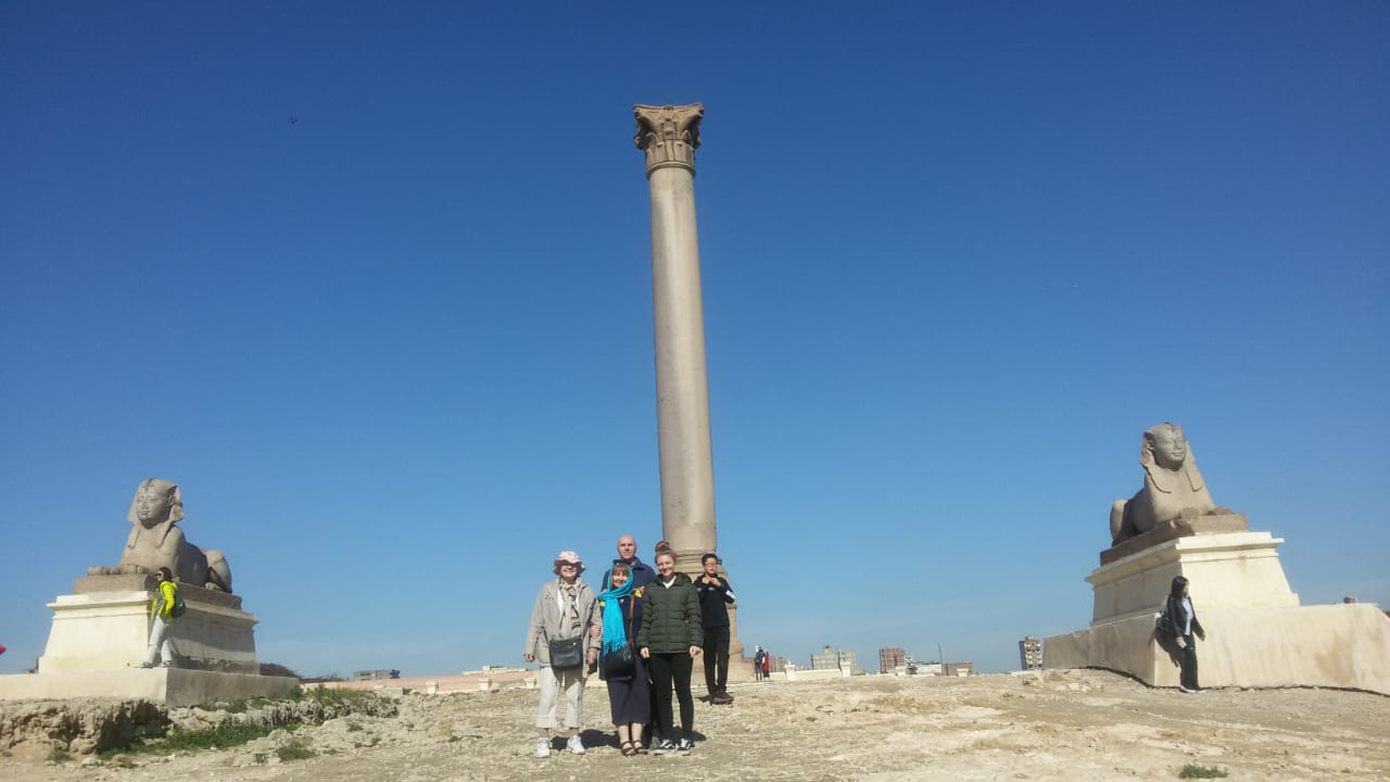 Pompe pillar