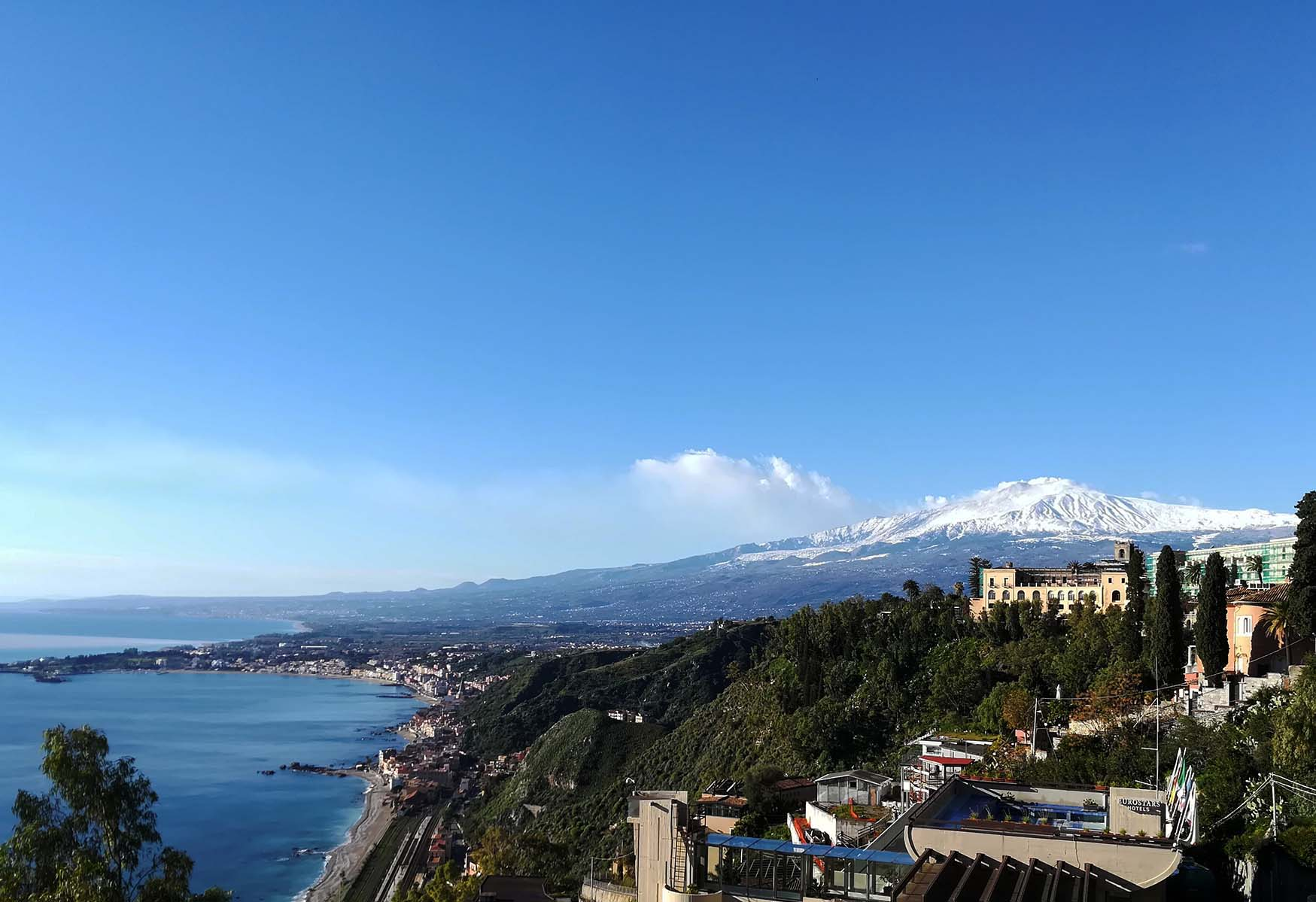3 Days Trip to Sicily All-Inclusive - Eastern Sicily Tour 1