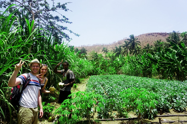 Cape Verde: Best Trails of Santiago and Fogo Islands 2