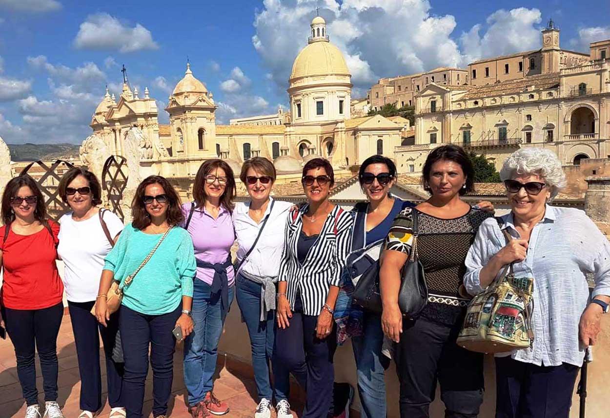 Guided Tour of Sicily - Agrigento Noto Ragusa Modica 9
