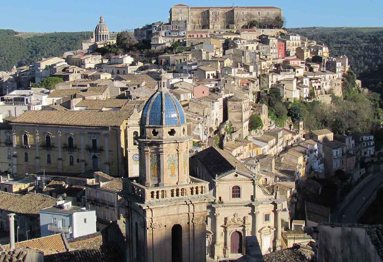 Guided Tour of Sicily - Agrigento Noto Ragusa Modica 3