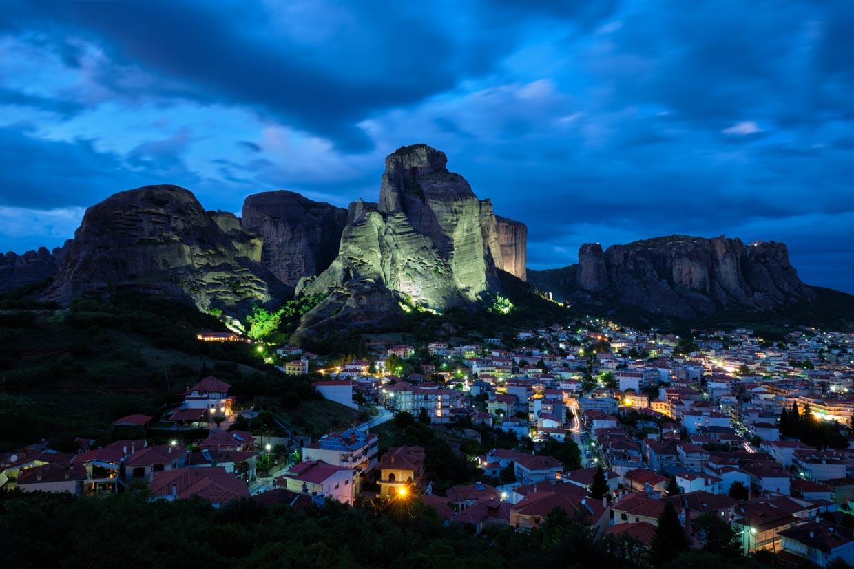 Meteora in Greece