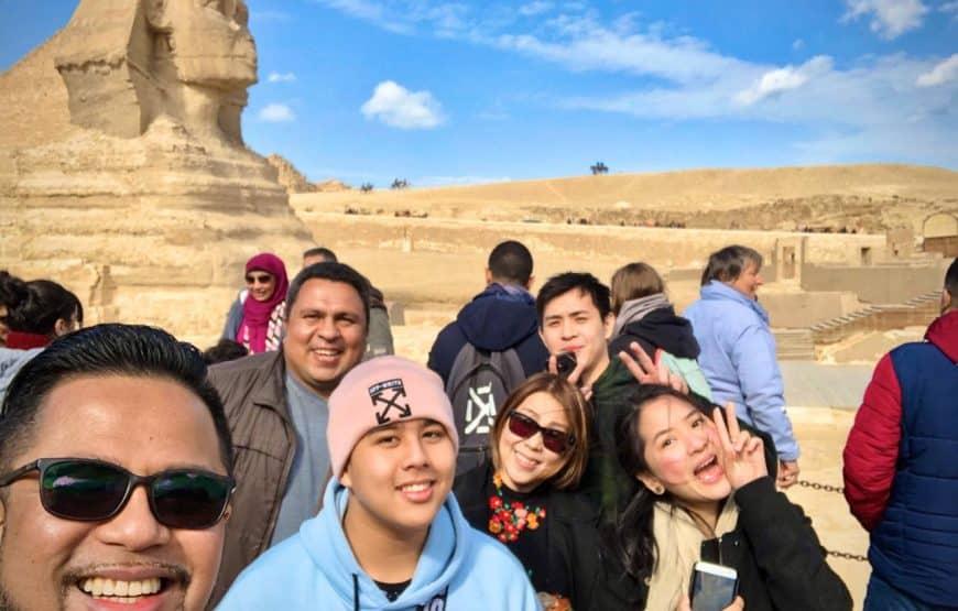 Pyramids of Giza & Egyptian Museum Tour 1