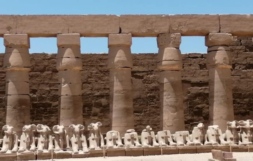 Tours To Karnak and Luxor Temple 3