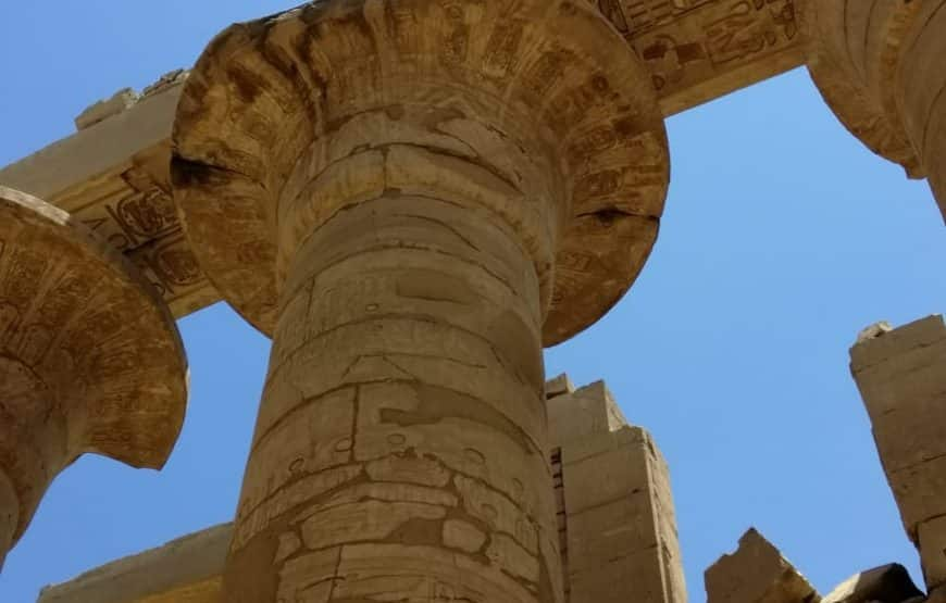Tours To Karnak and Luxor Temple 5