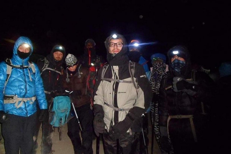 Ascend Mountain Kilimanjaro via Lemosho Route 2