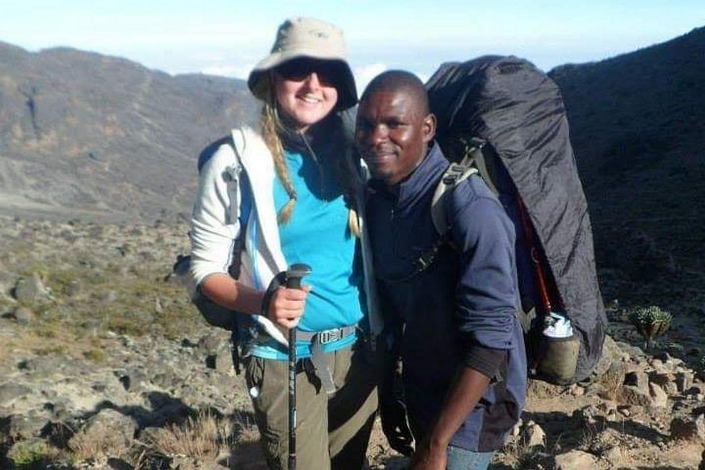 Ascend Mountain Kilimanjaro via Lemosho Route 3