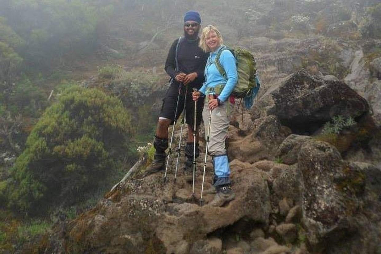 Ascend Mountain Kilimanjaro via Lemosho Route 5