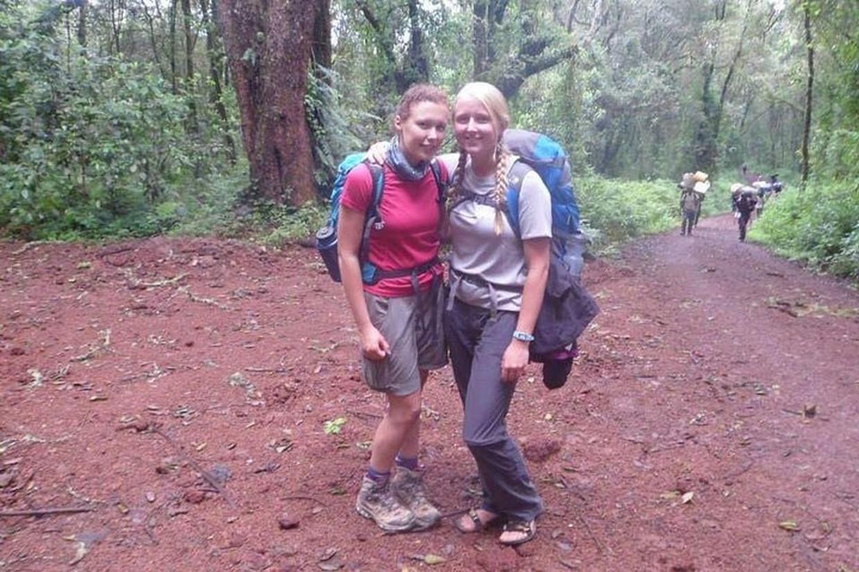 Ascend Mountain Kilimanjaro via Lemosho Route 7