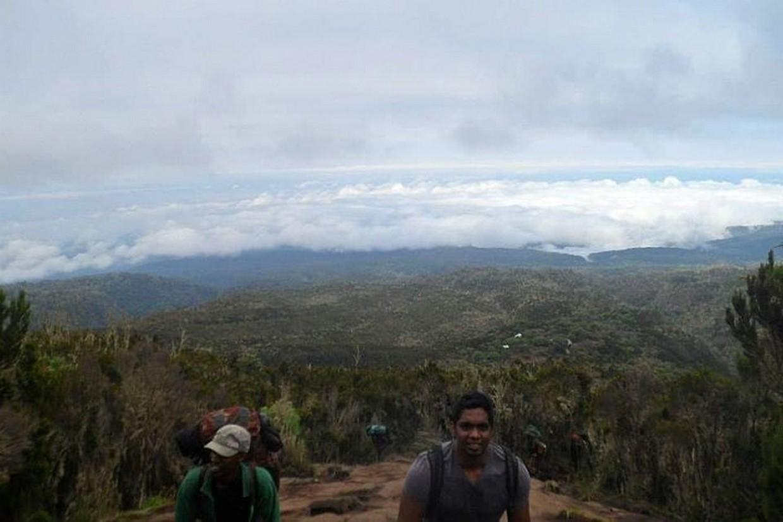 Ascend Mountain Kilimanjaro via Lemosho Route 6