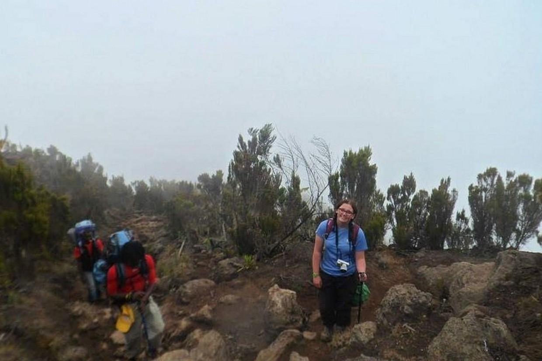 Tramping Mount Kilimanjaro Via Ubwe Route 5