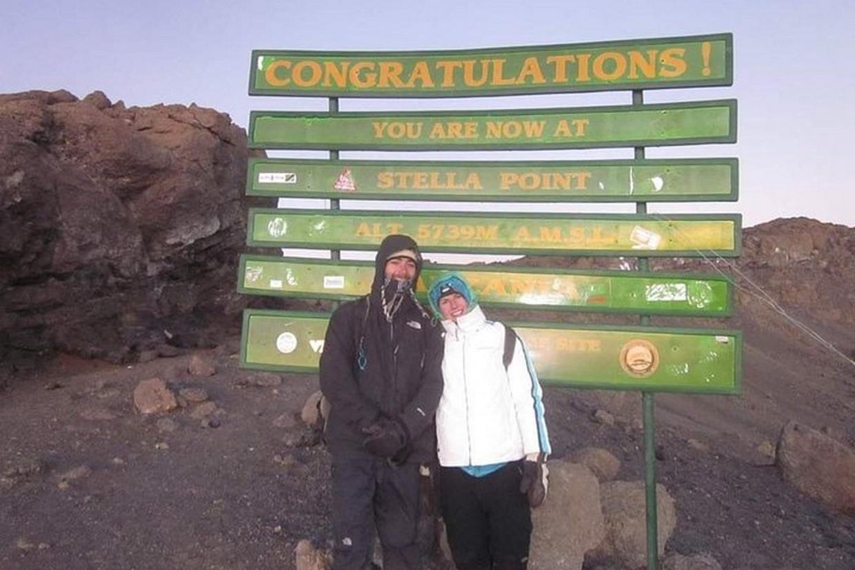 Tramping Mount Kilimanjaro Via Ubwe Route 7