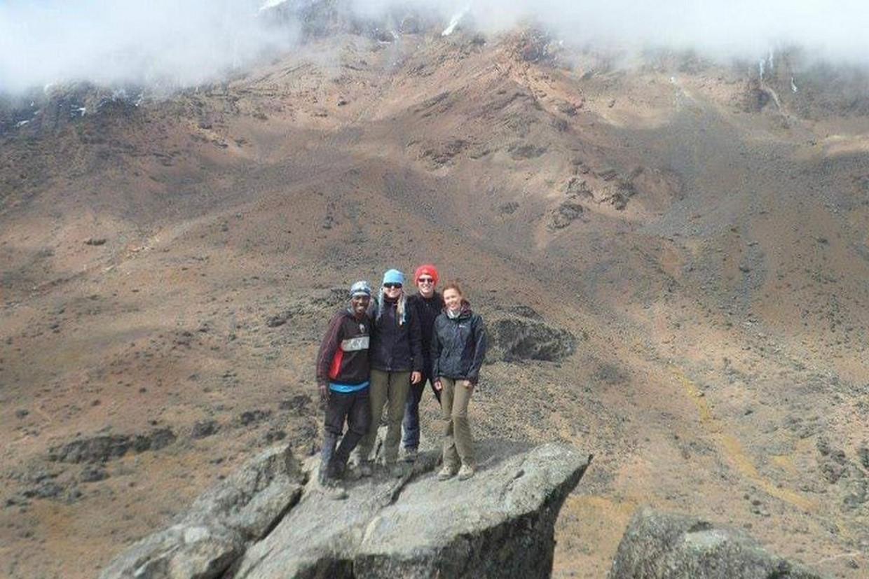 Tramping Mount Kilimanjaro Via Ubwe Route 10