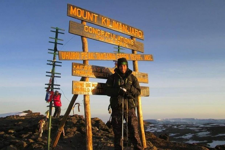 Trek Mount Kilimanjaro via Shira Route 1