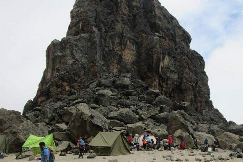 Trek Mount Kilimanjaro via Shira Route 4