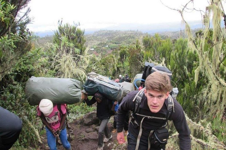 Trek Mount Kilimanjaro via Shira Route 6