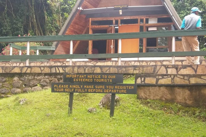 Mount Kilimanjaro Hiking Via Marangu Route 6