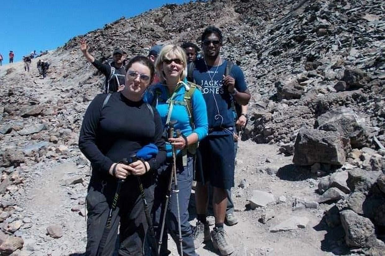 Mount Kilimanjaro Hiking Via Marangu Route 7
