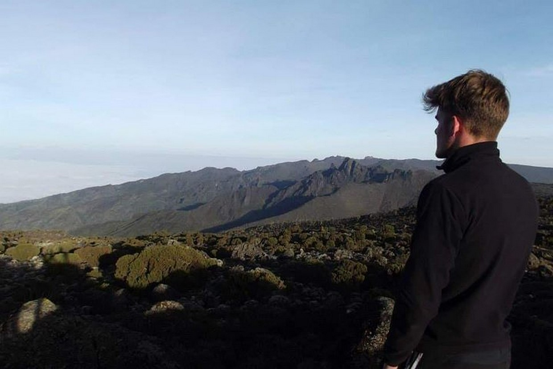 Mount Kilimanjaro Hiking Via Marangu Route 1