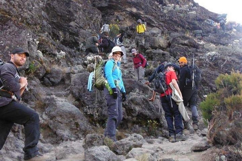 Mount Kilimanjaro Hiking Via Marangu Route 8