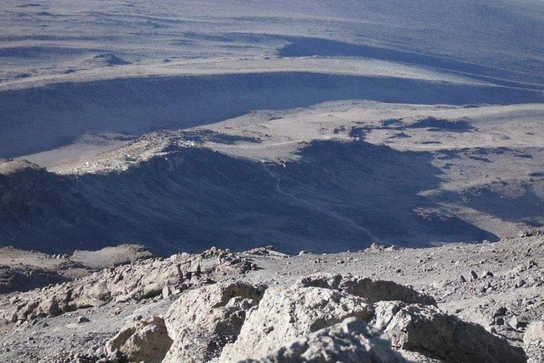 Mount Kilimanjaro Hiking Via Marangu Route 10