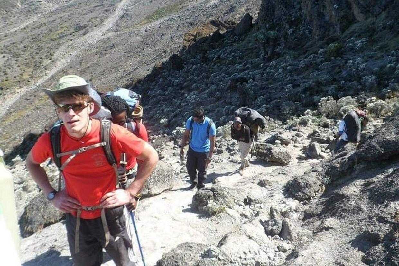 Mount Kilimanjaro Hike Through Rongai Route 6