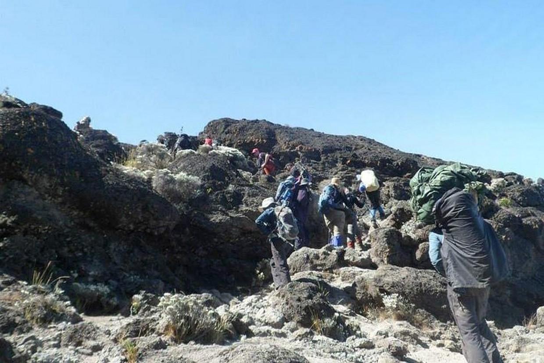 Mount Kilimanjaro Hike Through Rongai Route 7
