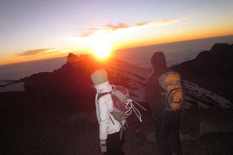 Mount Kilimanjaro Hike Through Rongai Route 1