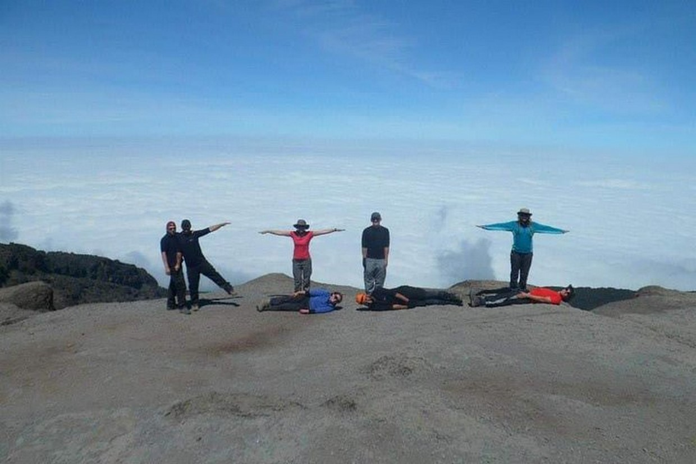 Mount Kilimanjaro Hike Through Rongai Route 8