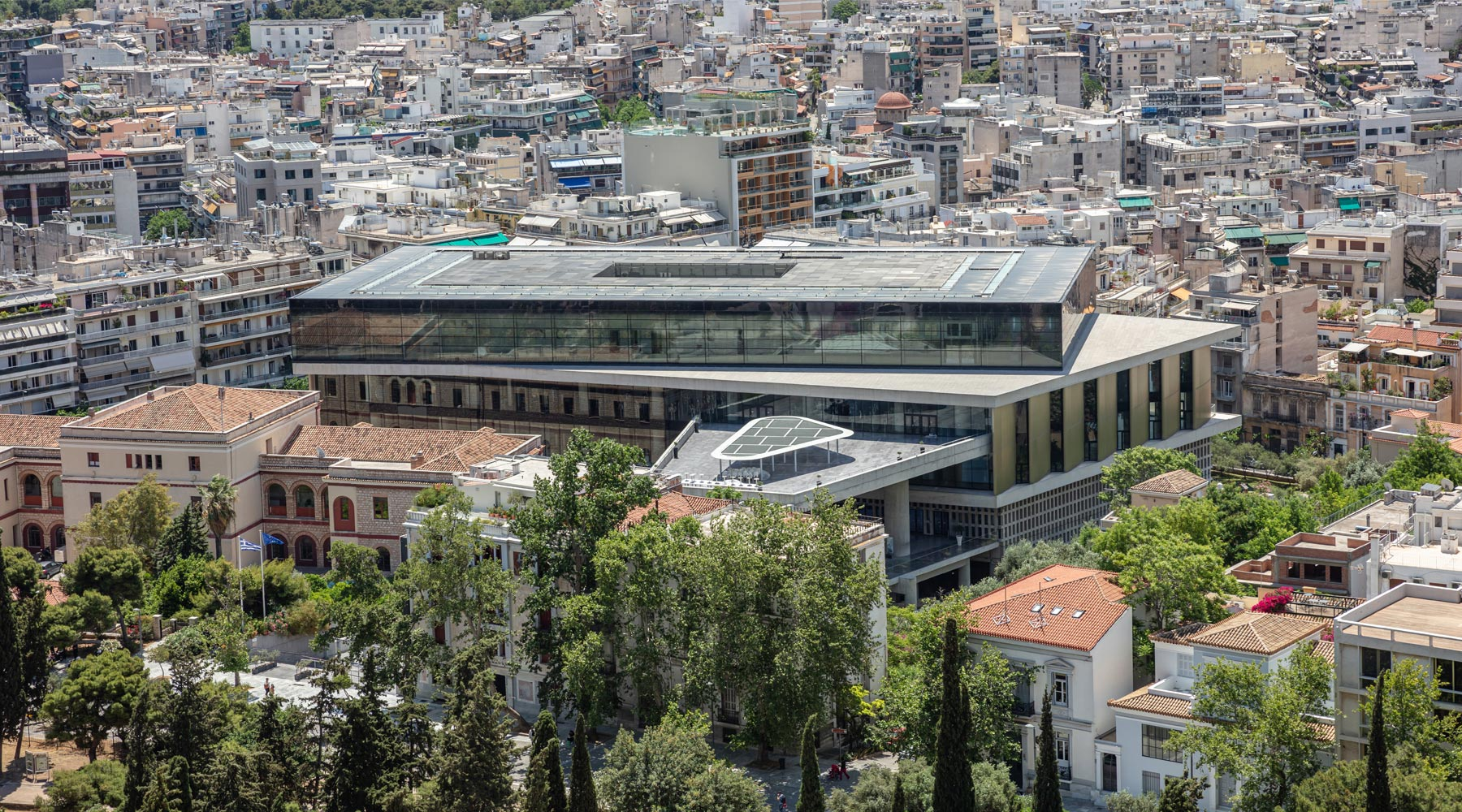 Acropolis Museum in Greece