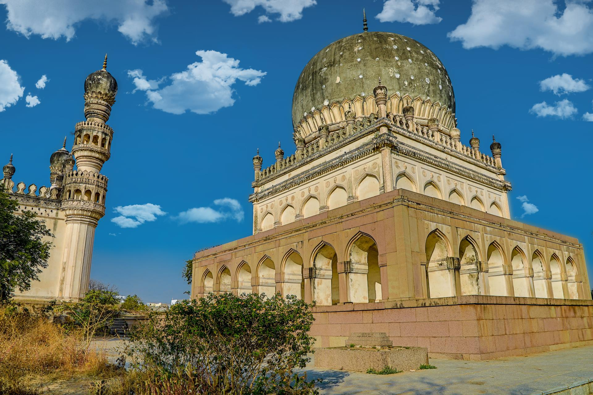 Deccan & Dravin Temples in South India 4