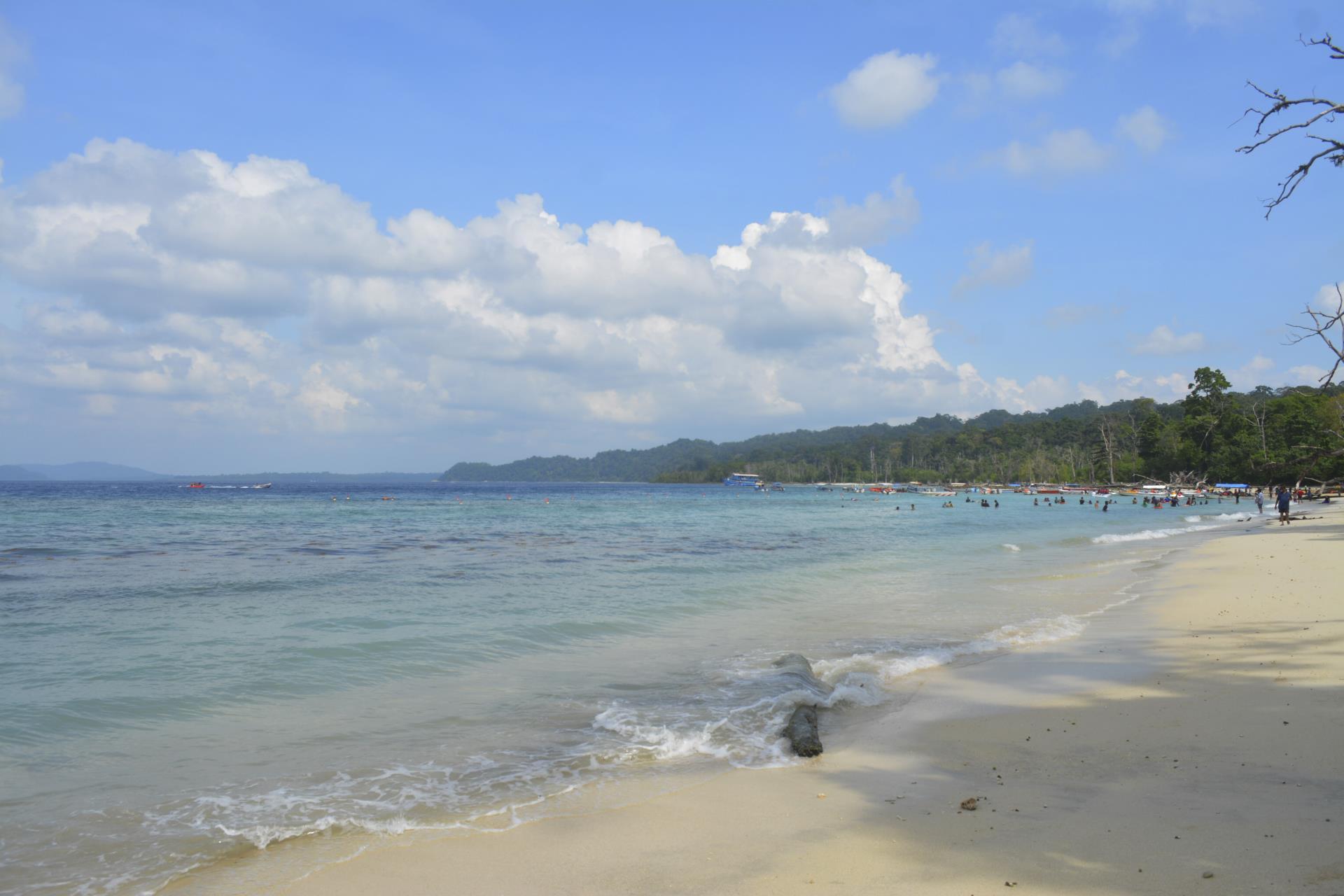 Andaman and Nicobar Islands Beach Paradise