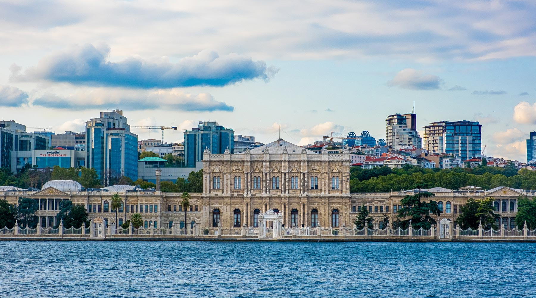 Dolmabahçe Palace – Turkey's Largest Mono-Block Palace