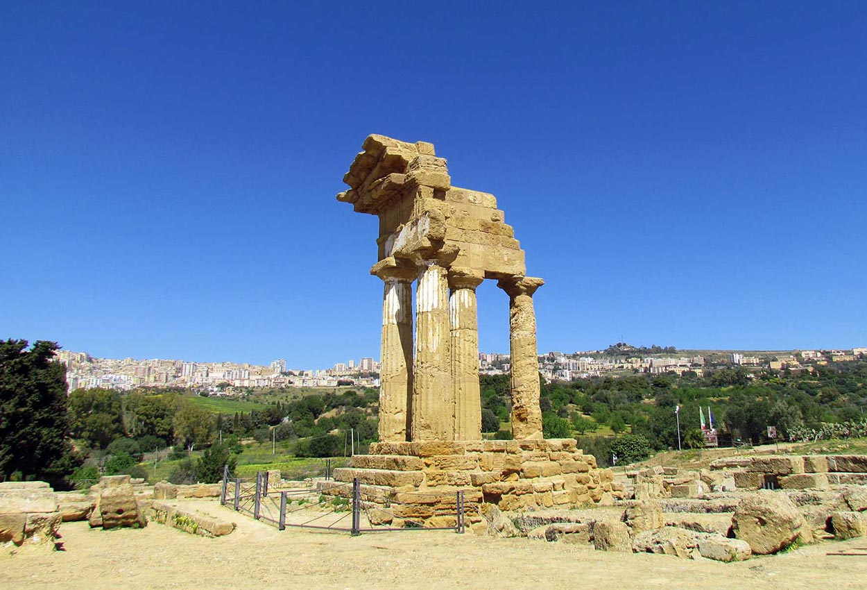 Sicily Tour - Agrigento Temples to Piazza Armerina 1