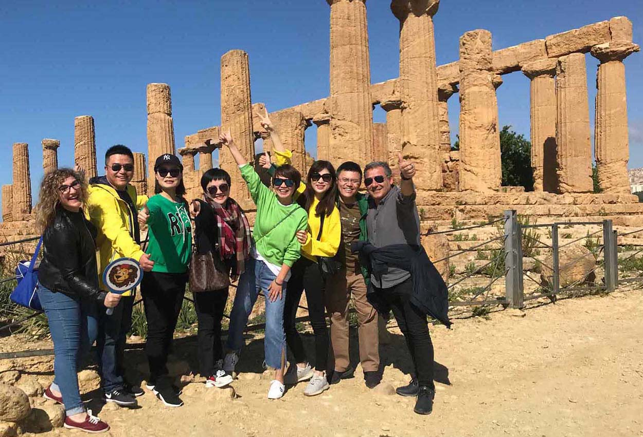 Sicily Tour - Agrigento Temples to Piazza Armerina 2