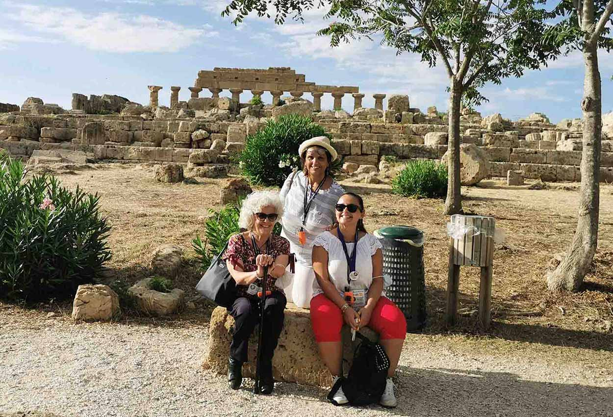 Sicily Tour - Agrigento Temples to Piazza Armerina 5